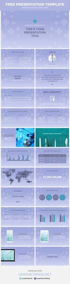 83 best free powerpoint templates free keynotes themes free google the omega medical free powerpoint template is a very well designed set of layouts that toneelgroepblik Choice Image