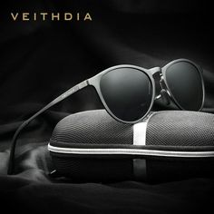 3691af91e59 2016 New Arrival VEITHDIA Vintage Retro Brand Designer Sunglasses Men Women  Male Sun Glasses gafas