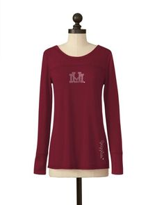 Montana Grizzlies | Team Rib Panel Sweater | meesh & mia