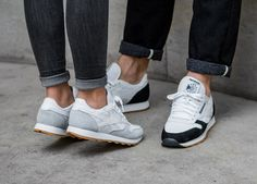 Swag Craze: Sneakers Dropping Today: 'Perfect Split' by Reebok x Kendrick Lamar Air Max Sneakers, Sneakers Nike, Kendrick Lamar, Classic Leather, Reebok, Nike Air Max, What To Wear, Swag, Outfits