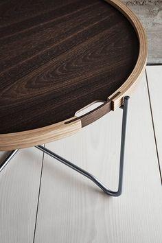Tray table CH417 Carl Hansen