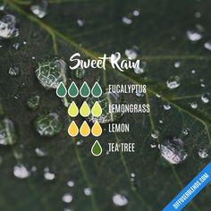 Sweet Rain - Essential Oil Diffuser Blend