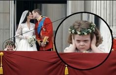 Undeniable Proof That Your Flower Girl is Actually Trying to Ruin Your Wedding