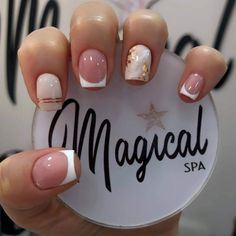 Sassy Nails, Trendy Nails, Cute Nails, Acrylic Nail Designs, Nail Art Designs, Acrylic Nails, Precious Nails, Square Nail Designs, Silver Nails