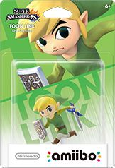 Toon Link Amiibo figure. Won't be out till Feb 2015, but still, once again, great for the collection. http://www.nintendo.com/amiibo/detail/ThGZZD_b_K2pa1eSJ8FZ_MAwACTXUabj