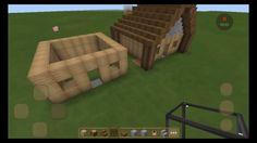Como hacer una casa fácil y moderna en Minecraft - http://cryptblizz.com/como-se-hace/como-hacer-una-casa-facil-y-moderna-en-minecraft/