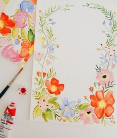 WILDFLOWERS BLOG: studio work life