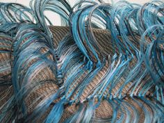 Weaving | turquoise Wave