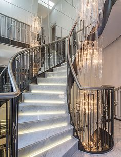 821 best ideas stairs images stairs hand railing staircases rh pinterest com