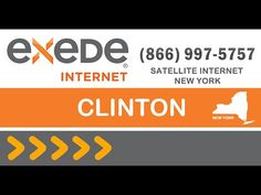 Clinton satellite internet - Exede Internet packages deals and offers best internet service provider in Clinton New York.