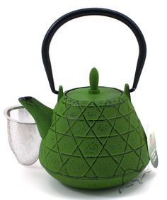 Żeliwny dzbanek do herbaty z filtrem 1L KH-3335