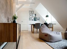 House Tour: An Airy Oslo Converted Loft | Apartment Therapy
