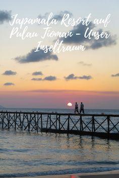 Japamala Resort auf Pulau Tioman - Unser Inseltraum, Malaysia Ein Traumhotel auf einer Trauminsel in einem Traumland! Pulau Tioman, Taiwan, Vietnam, Spaces, Album, Beach, Water, Blog, Travel
