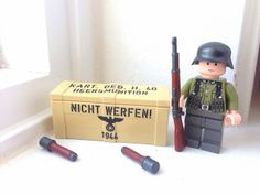 LEGO WWII German Soldiers