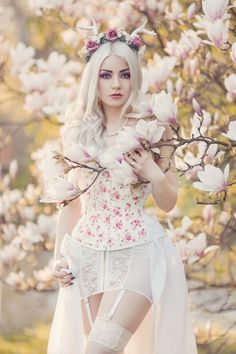 Image result for white goth
