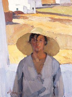 """Νικόλας Λύτρας (Nikolaos Litras): """"Το ψάθινο καπέλο"""""""
