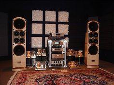 AudiogoN Forums: WAVAC Tri-amp system