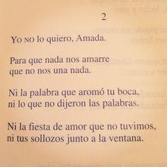 Farewell - Pablo Neruda