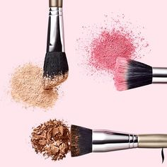 Double tap if you've got a brush for every powder. #SEPHORACOLLECTION #Beauty #Brushes #Makeup