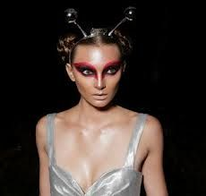 alien makeup ideas