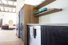 BEN RIDDERING design & woodcraft: Modern-Rustic Kitchen - modern - Spaces - San Luis Obispo - BEN RIDDERING design & woodcraft