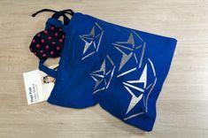 IZINK Diamond Argenté et Pochoir Bateaux Origami Maltese, Origami, Reusable Tote Bags, Diamond, Stencil, Boats, Blue, Maltese Dogs, Paper Folding
