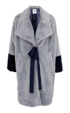 Baum Und Pferdgarten Dasha Cocoon Fur Coat