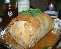 Сочная курица в лаваше - вкусный рецепт невероятной закуски