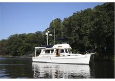 1992 Grand Banks 36 Europa Power Boat For Sale - www.yachtworld.com