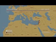 How many times Muslims invaded Europe vs. Europeans invaded Muslim countries? - YouTube