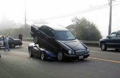 Corvette vs. Mercedes