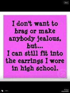 I can.  Lol