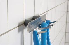 Kun puhdistusvälineet ovat hyvässä järjestyksessä, siivouksen aloittaminen sujuu vaivattomammin.