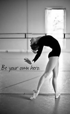 ballet...  be inspired