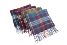 Barbour British Waterways Plaid Scarf