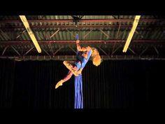 Keep Breathing (Aerial Silks) - YouTube- caged bird variaition at beginning