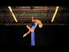 Keep Breathing (Aerial Silks) - YouTube- caged bird variaition at beginning