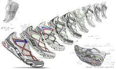 Trail Footwear RT-3 360° SS13 on Behance
