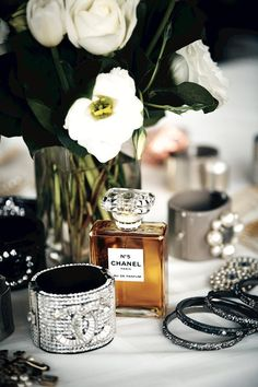 Chanel No.5 Dinner and Film | Fashion Style Mag