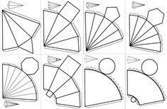 Jugando con los triángulos   Un blog de matemáticas para primaria Modulo 2, Education, School, Degree Of A Polynomial, Onderwijs, Learning