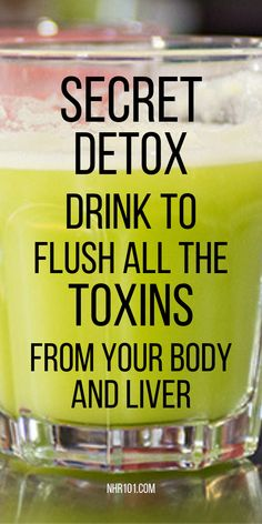 Detox Drink for quick cleansing of toxins - healthy drinks -. - detox -Secret Detox Drink for quick cleansing of toxins - healthy drinks -. Healthy Detox, Healthy Drinks, Easy Detox, Nutrition Drinks, Healthy Food, Healthy Water, Healthy Life, Digestive Detox, Detox Kur