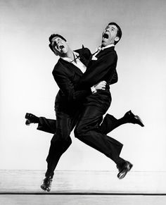 Dean Martin and Jerry Lewis (1951)