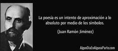 #TalDíaComoHoy se cumplen 134 años del nacimiento del #poeta  #JuanRamónJiménez, #Nobel de #Literatura en 1956.