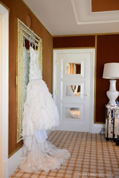 Brides gorgeous gown from Chic Parisien Miami at Encore Hotel Tower Suites Las Vegas stunning 2 bedroom apartment. The bride & groom stayed in this suite for 5 days, the wedding day the bride & her girls had a wonderful champagne breakfast then to get ready in this spacious suite. Later after a quick visit from house keeping this became the honeymoon suite - See more at: http://dreamdesignweddings.blogspot.com/2014/01/omg-unbelievable-las-vegas-wedding.html#sthash.WE7gVzBS.dpuf