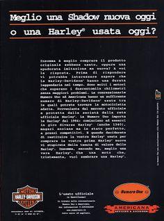 The Legend of HARLEY DAVIDSON SPORSTER: Meglio una Shadow nuova od una Harley usata ??? Harley Davidson Sportster