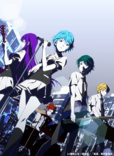 TV Anime Fuuka: First PV Released