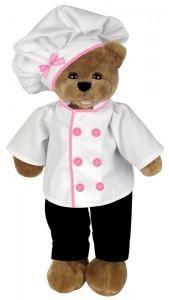 Auntie Pasta Singing Animated Bear