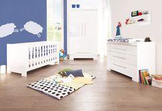 Kinderzimmer Cloud breit