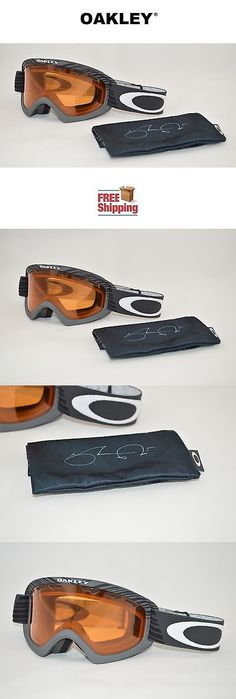 oakley goggles kids  Goggles and Sunglasses 21230: New Oakley A Frame Snow Goggle In ...