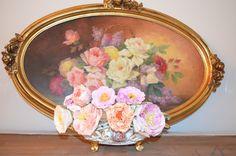 bouquet de pivoines réalisées artisanalement en porcelaines froide  https://www.facebook.com/Weddings-Bouquets-Manuela-Hourcastagnou-452798688118522/